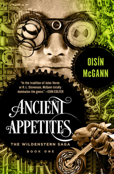 Buy Ancient Appetites at Amazon