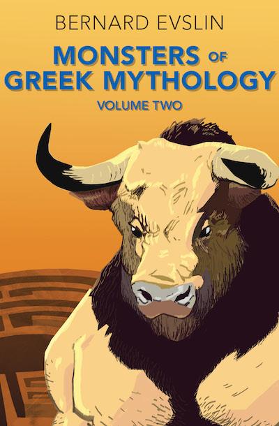 Buy Monsters of Greek Mythology Volume Two at Amazon