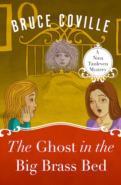Buy The Ghost in the Big Brass Bed at Amazon