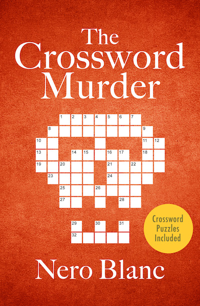 Buy The Crossword Murder at Amazon