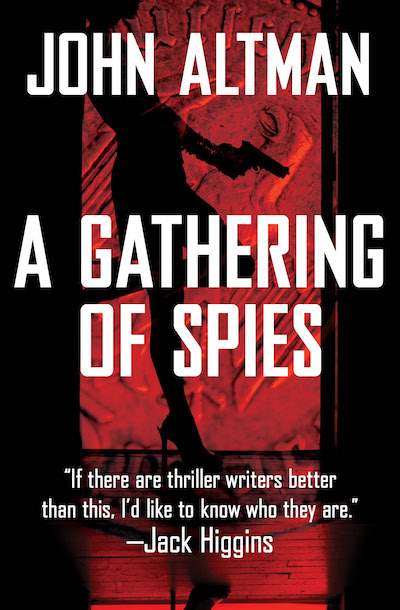 Buy A Gathering of Spies at Amazon