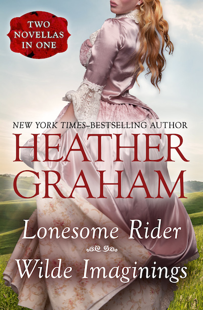 Buy Lonesome Rider and Wilde Imaginings at Amazon