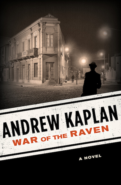 Buy War of the Raven at Amazon