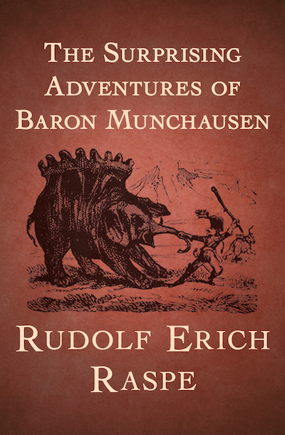 Buy The Surprising Adventures of Baron Munchausen at Amazon