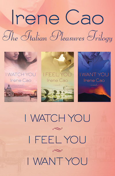 The Italian Pleasures Trilogy