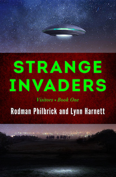 Buy Strange Invaders at Amazon
