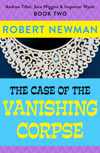 Buy The Case of the Vanishing Corpse at Amazon