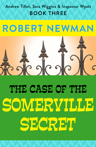 Buy The Case of the Somerville Secret at Amazon