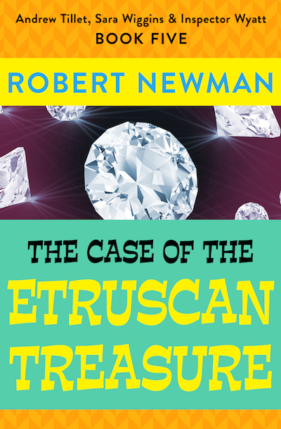 Buy The Case of the Etruscan Treasure at Amazon