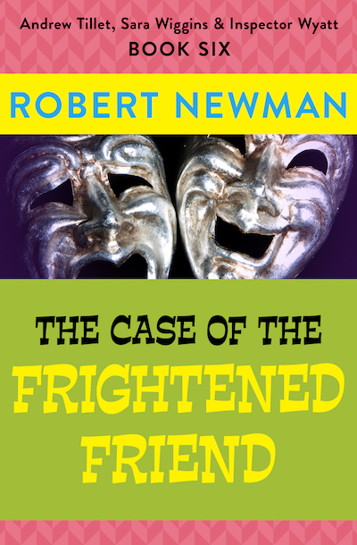 Buy The Case of the Frightened Friend at Amazon