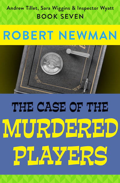 Buy The Case of the Murdered Players at Amazon