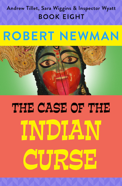 Buy The Case of the Indian Curse at Amazon