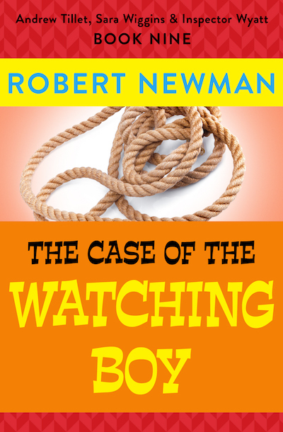 Buy The Case of the Watching Boy at Amazon