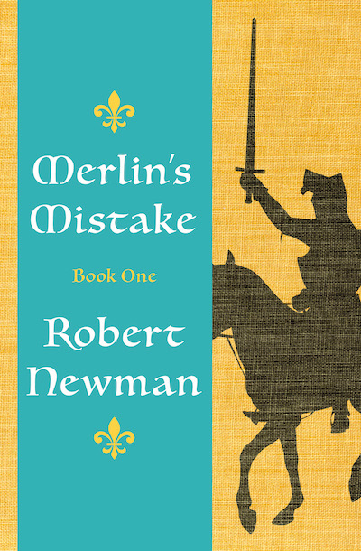 Buy Merlin's Mistake at Amazon
