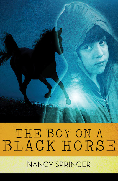 The Boy on a Black Horse