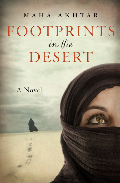 Buy Footprints in the Desert at Amazon