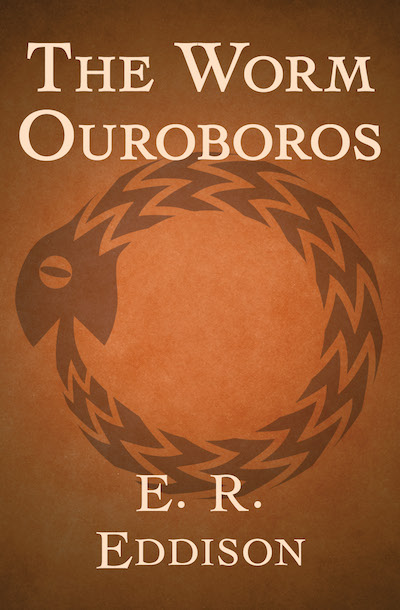 Buy The Worm Ouroboros at Amazon