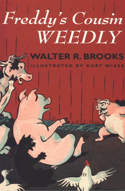 Buy Freddy's Cousin Weedly at Amazon