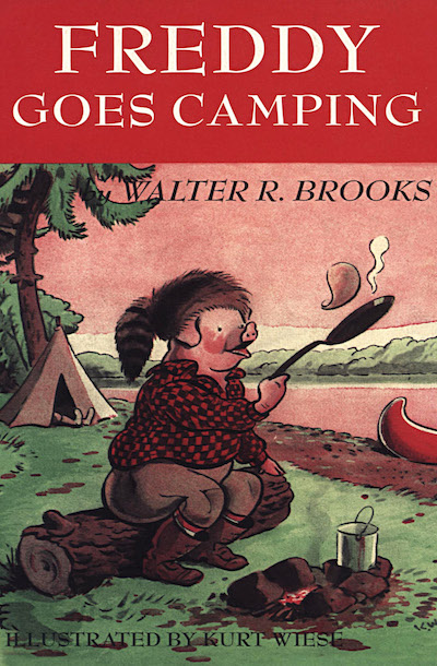 Buy Freddy Goes Camping at Amazon