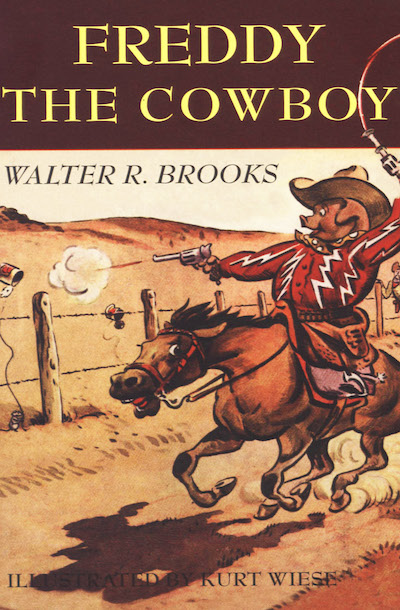 Buy Freddy the Cowboy at Amazon