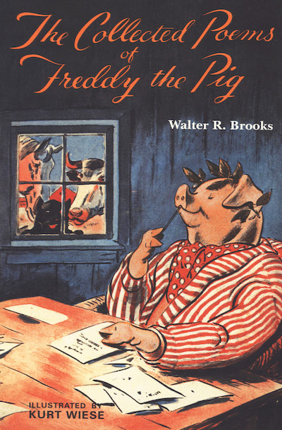 Buy The Collected Poems of Freddy the Pig at Amazon