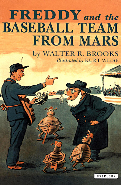 Buy Freddy and the Baseball Team from Mars at Amazon
