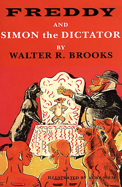 Buy Freddy and Simon the Dictator at Amazon