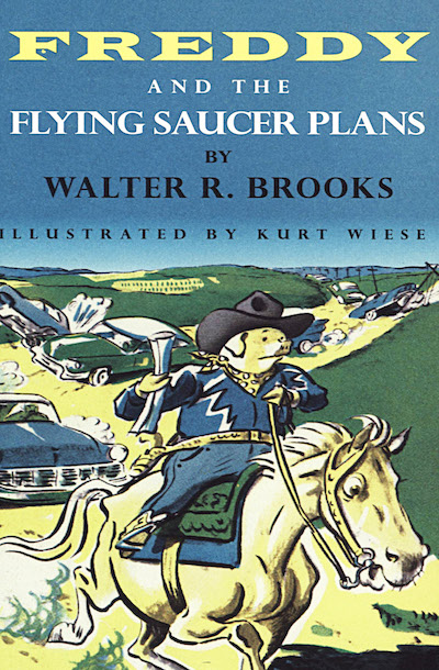 Buy Freddy and the Flying Saucer Plans at Amazon