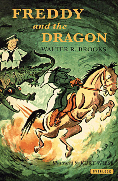 Buy Freddy and the Dragon at Amazon