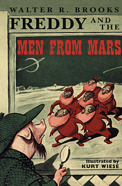 Buy Freddy and the Men from Mars at Amazon