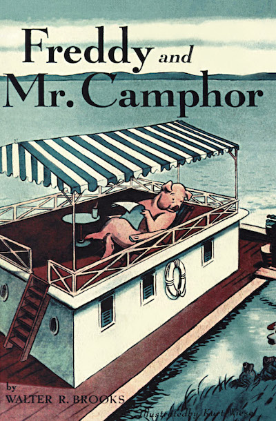 Buy Freddy and Mr. Camphor at Amazon