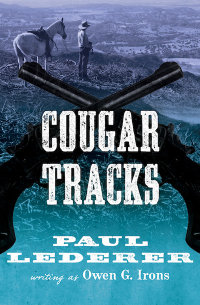 Buy Cougar Tracks at Amazon