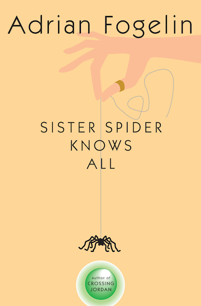 Buy Sister Spider Knows All at Amazon