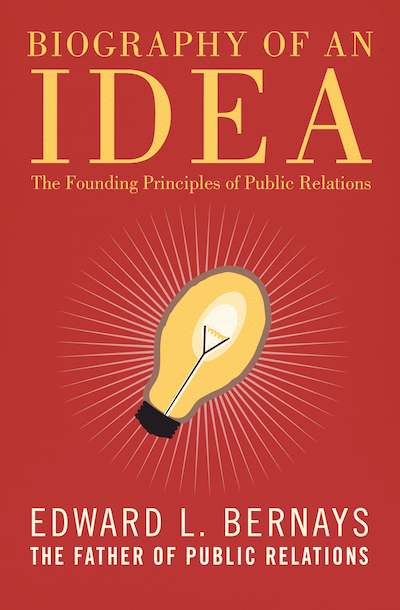 Buy Biography of an Idea at Amazon