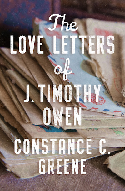 Buy The Love Letters of J. Timothy Owen at Amazon