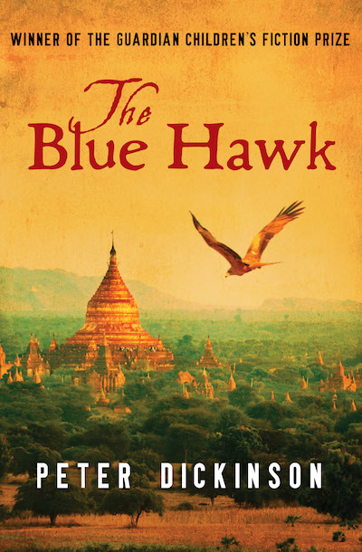 Buy The Blue Hawk at Amazon