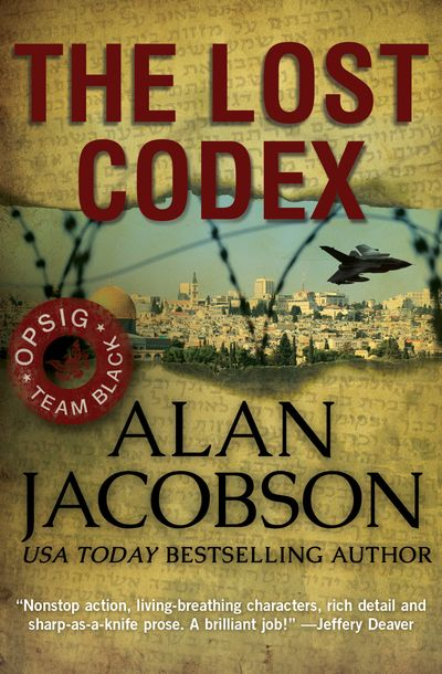 Buy The Lost Codex at Amazon