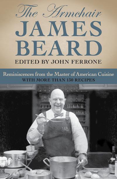 Buy The Armchair James Beard at Amazon
