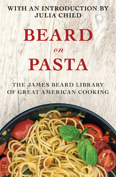 Buy Beard on Pasta at Amazon