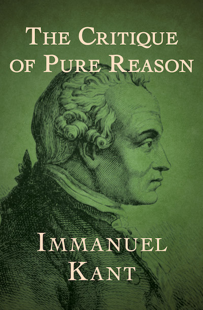 Buy The Critique of Pure Reason at Amazon