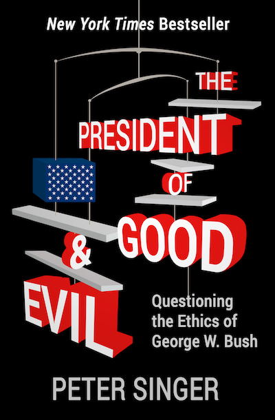 Buy The President of Good & Evil at Amazon