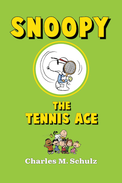 Buy Snoopy the Tennis Ace at Amazon