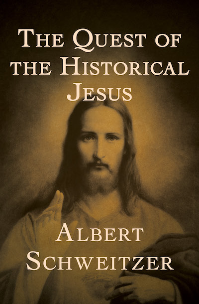 Buy The Quest of the Historical Jesus at Amazon