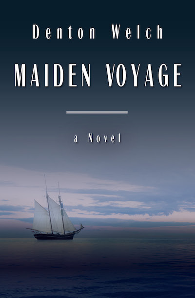 analysis maiden voyage denton welch text included well On the other side of the frontier, denton welch's maiden voyage (979) which began in 'biography blue' in 1954, was later reissued in the penguin travel library (9522) cedric belfrage's away from it all , also blue, is really a travel book.