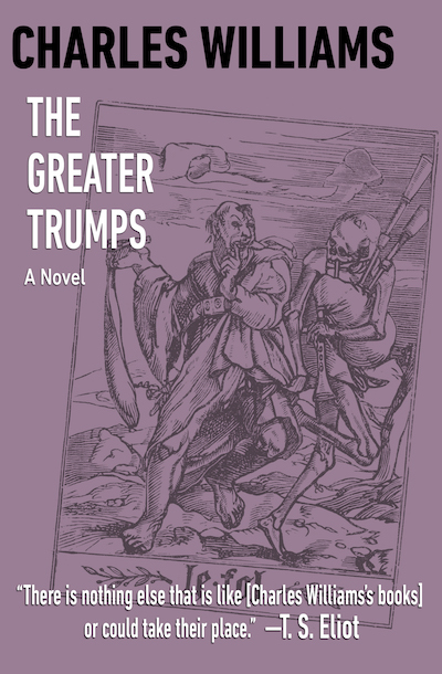 Buy The Greater Trumps at Amazon