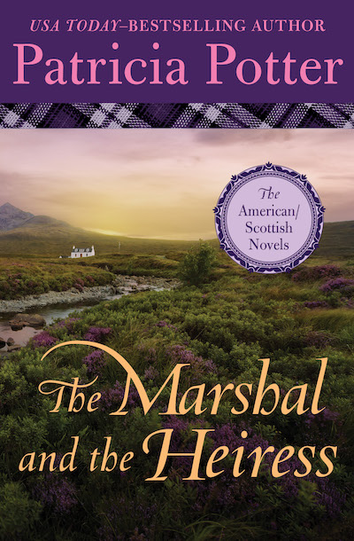 Buy The Marshal and the Heiress at Amazon