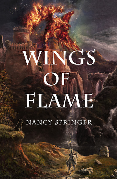 Buy Wings of Flame at Amazon