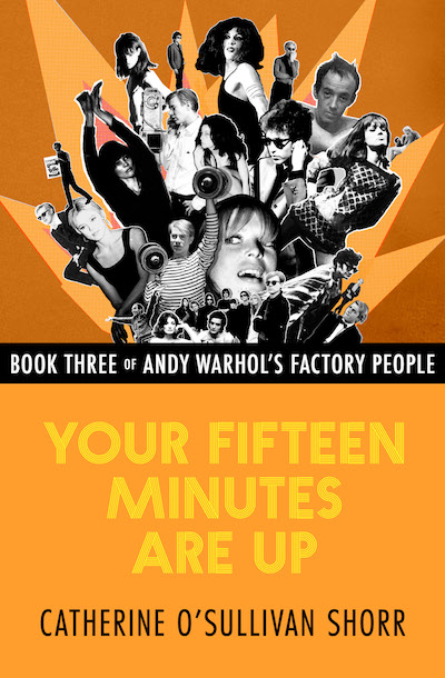 Buy Your Fifteen Minutes Are Up at Amazon