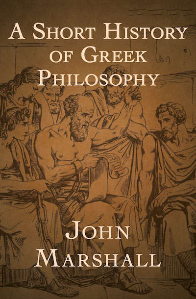 Buy A Short History of Greek Philosophy at Amazon