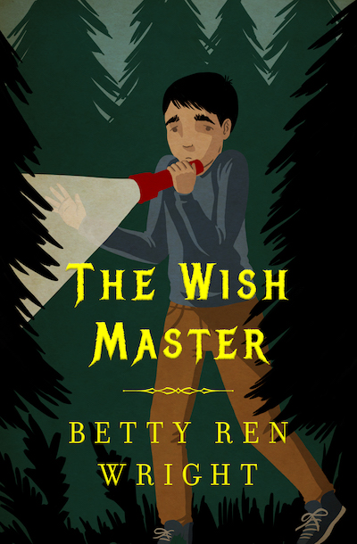 Buy The Wish Master at Amazon